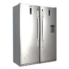 یخچال فریزر دوقلو آزمایش مدل AZF2366 HM