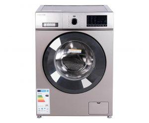 ماشین لباسشویی ۸ کیلوگرمی آزمایش AMWS80210BS