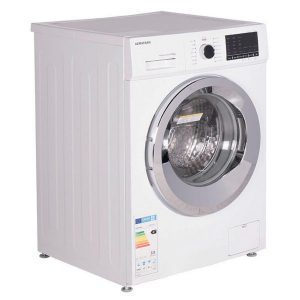 ماشین لباسشویی ۸ کیلوگرمی آزمایش AMWS80210CW