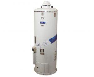آبگرمکن گازسوز استوانه ای (تمام لعاب) آزمایش AZ-60