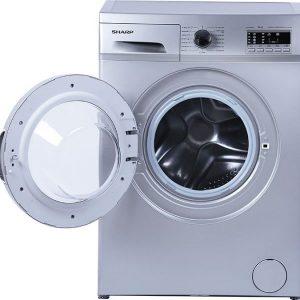 ماشین لباسشویی 6 کیلوگرمی شارپ ES-FE610BX-S