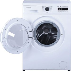 ماشین لباسشویی 6 کیلوگرمی شارپ ES-FE610BX-W