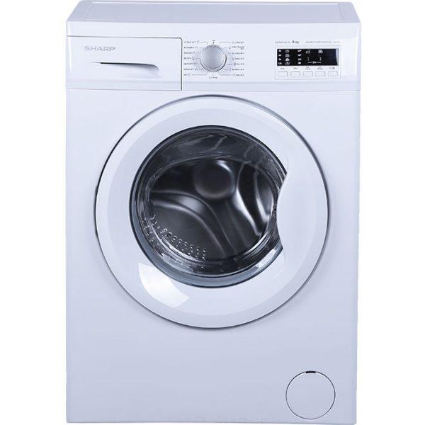 ماشین لباسشویی ۸ کیلوگرمی شارپ ES-FE810AX-W