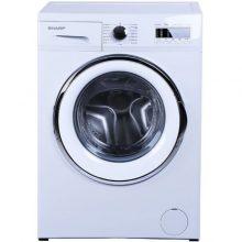 ماشین لباسشویی ۸ کیلوگرمی شارپ ES-FE810BX-W