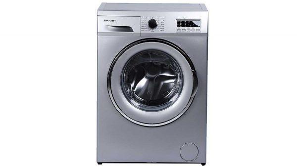 ماشین لباسشویی ۸ کیلوگرمی شارپ ES-FP812BX-S