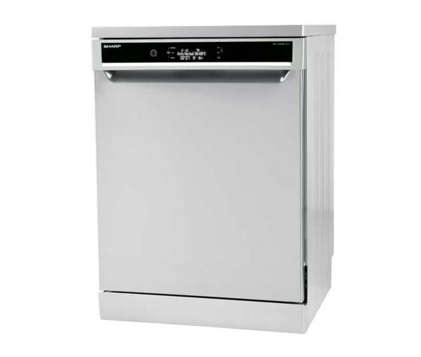 ماشین ظرفشویی ۱۵ نفره شارپ QW-V1015M-S