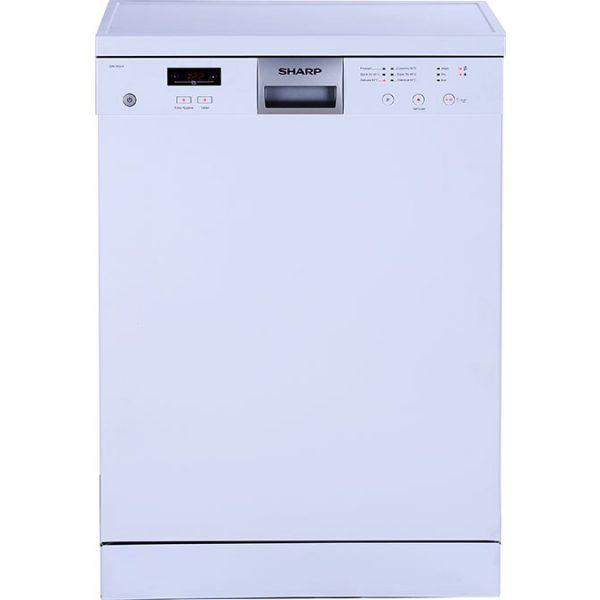 ماشین ظرفشویی ۱۲ نفره شارپ QW-V634X-W