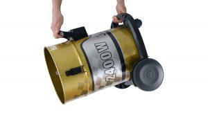 جاروبرقی سطلی 2400 وات شارپ EC-CA2422