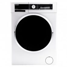 ماشین لباسشویی ۸ کیلوگرمی شارپ ES-FB814FQBX-W