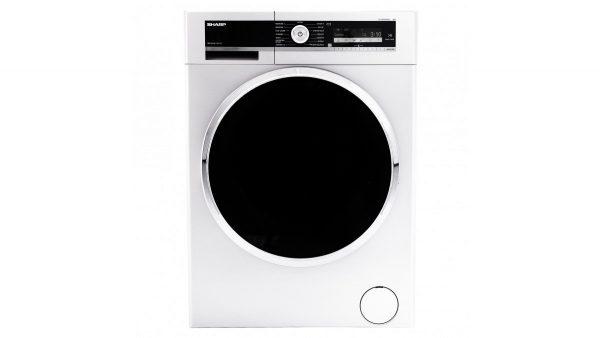ماشین لباسشویی 8 کیلوگرمی شارپ ES-FB814FTBX-W