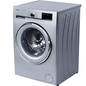 ماشین لباسشویی ۸ کیلوگرمی شارپ ES-FS814BX-S