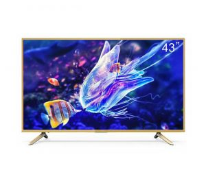 تلویزیون LED هوشمند 43 اینچ کونکا UDL 43 ME 728