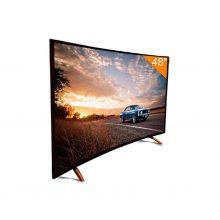 تلویزیون منحنی ۴۸ اینچ تی سی ال ۴۸P1F