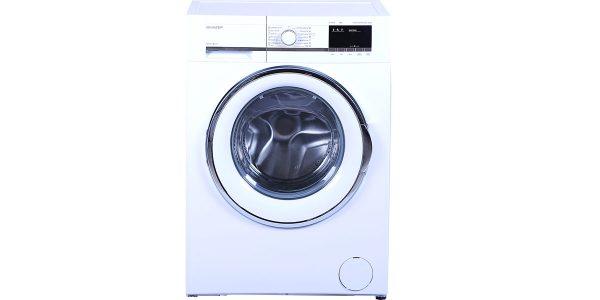 ماشین لباسشویی ۸ کیلوگرمی شارپ ES-FE814BX-W
